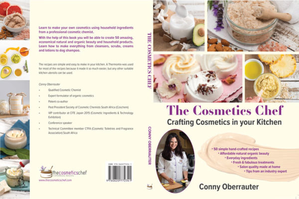 The cosmetics chef