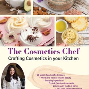 The Cosmetics Chef book