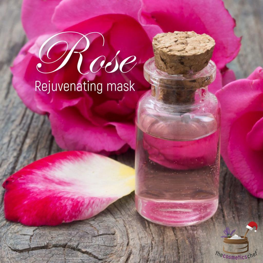 Rose Rejuvenating mask