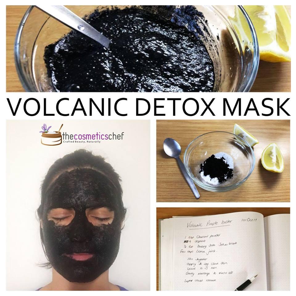 Volcanic Detox mask