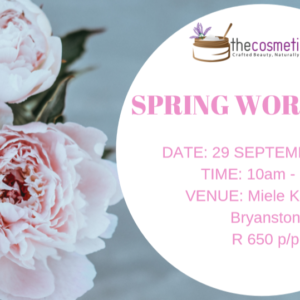 Spring Workshop