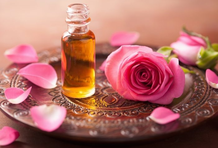 Essential Oils for self-love